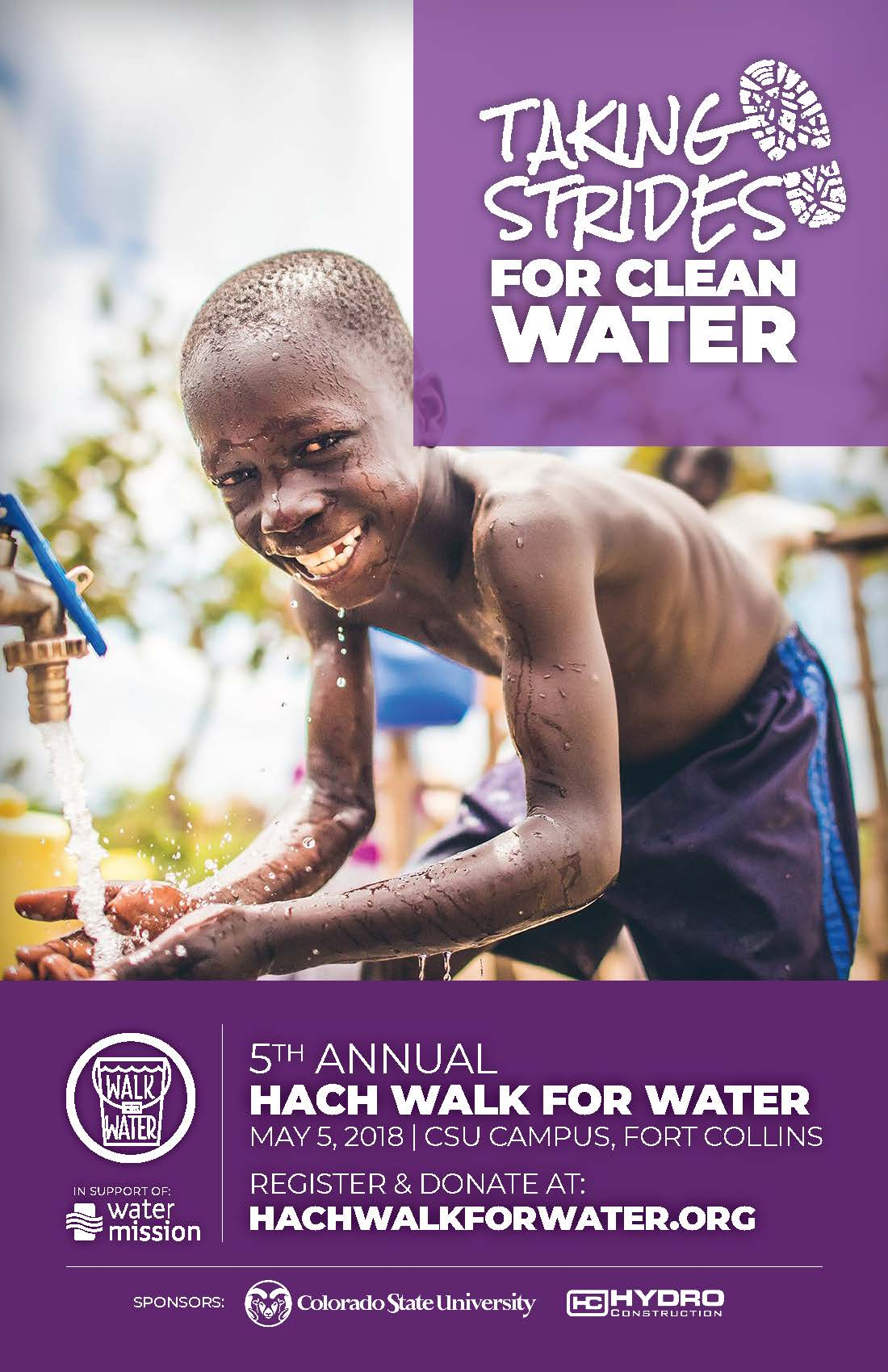 Hach Walk for Water 2018