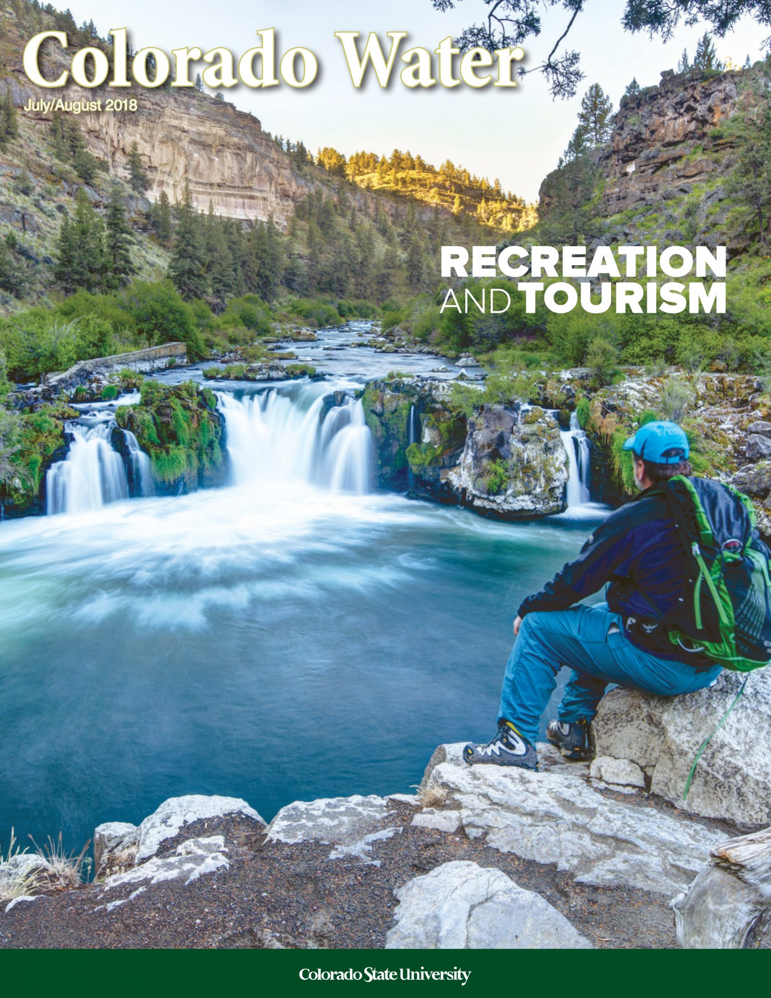 Colorado Water Newsletter - July-August 2018 issue on Recreation and Tourism