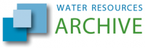Water Resources Archive