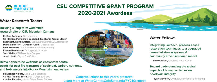 CSU Competitive Grant Program banner