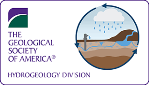 The Geological Society of America Hydrogeology Division