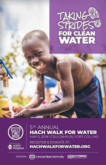 Taking Strides for Clean Water