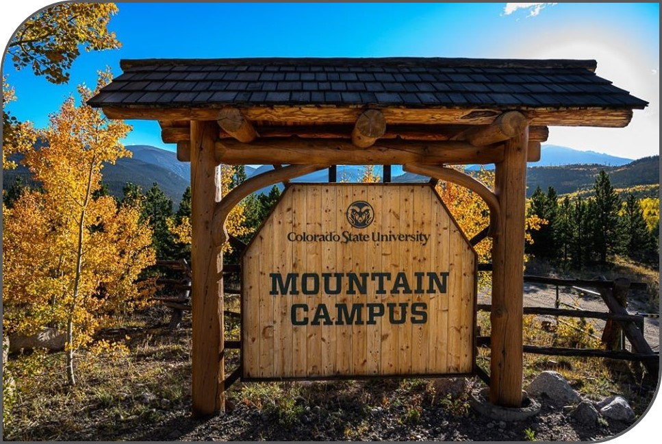 mountain campus sign
