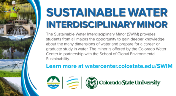 Sustainable Water Interdisciplinary Minor